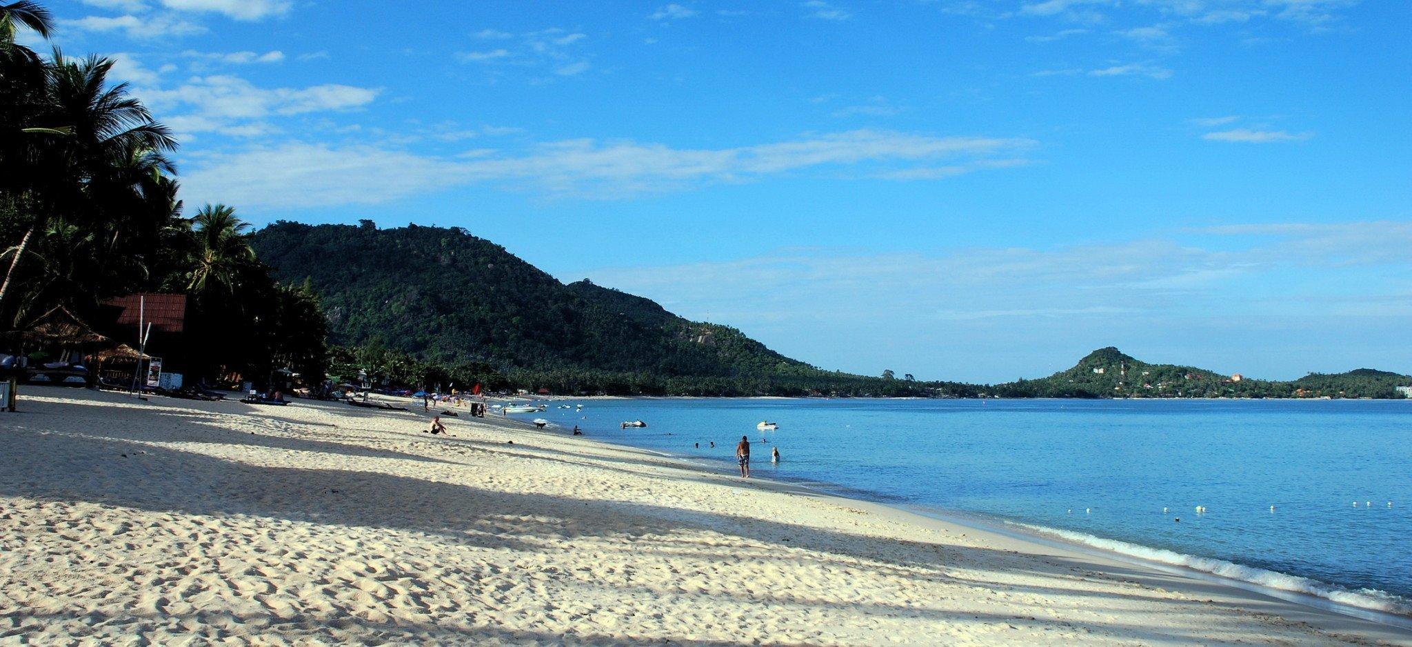 Koh Samui Lamai Beach Hotels